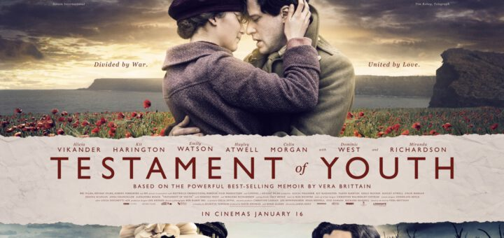 Film : Testament of Youth (2014)