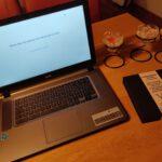 6 Ambassasors Tasting : Chromebook en Doosje