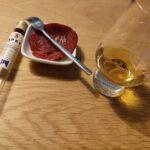 6 Ambassasors Tasting : Spey Single Cask 14 YO Olorosso Sherry en Biefstukworst