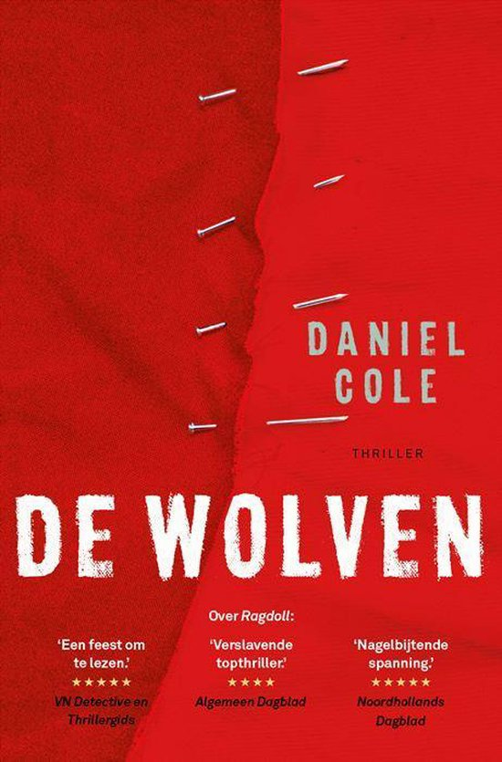 Boek : Daniel Cole - De Wolven