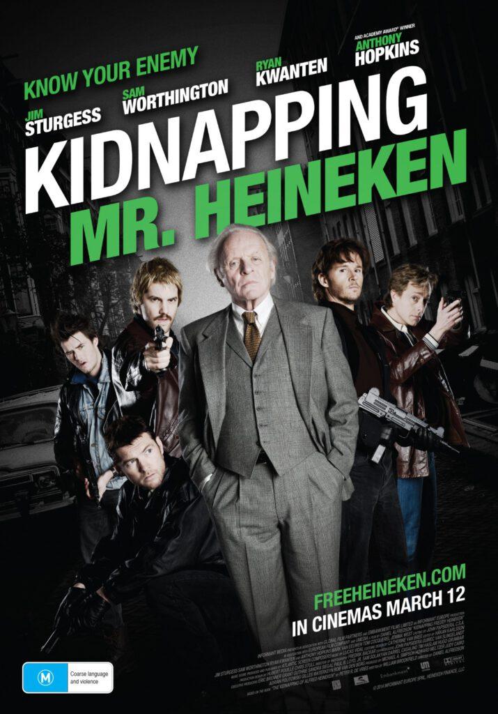 Film : Kidnapping Freddy Heineken (2015)