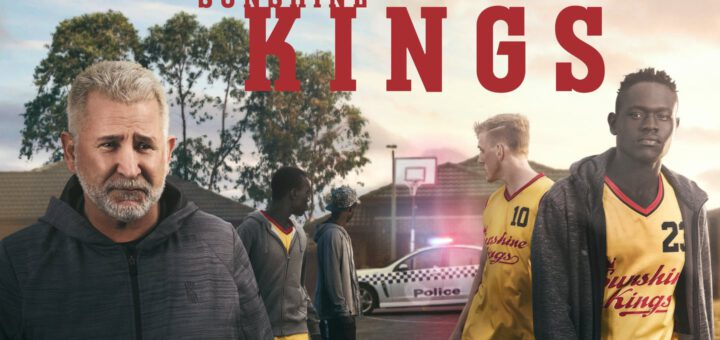 TV Serie : Sunshine Kings