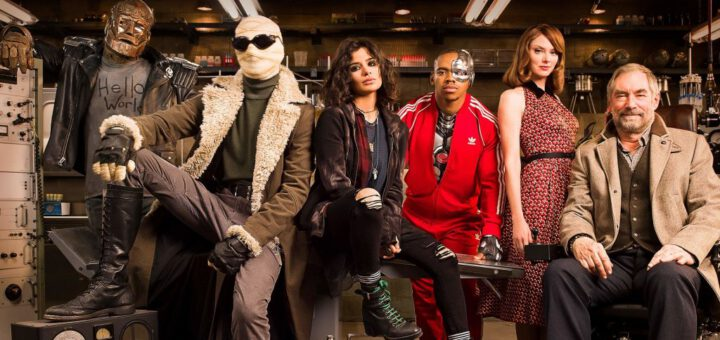 TV Serie : Doom Patrol