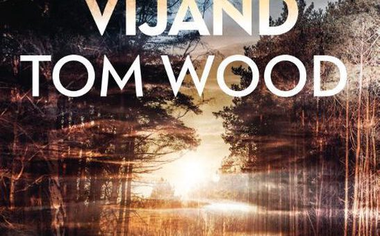 Boek : Tom Wood - Een oude vijand