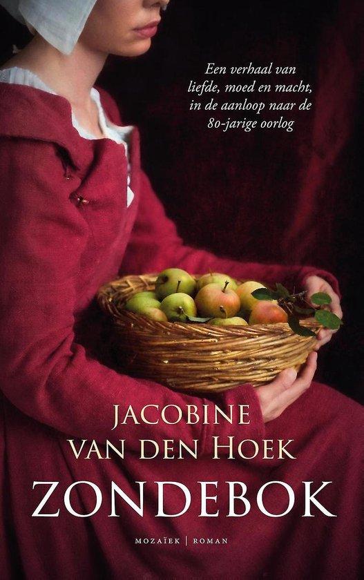 Boek : Jacobine van den Hoek - Zondebok