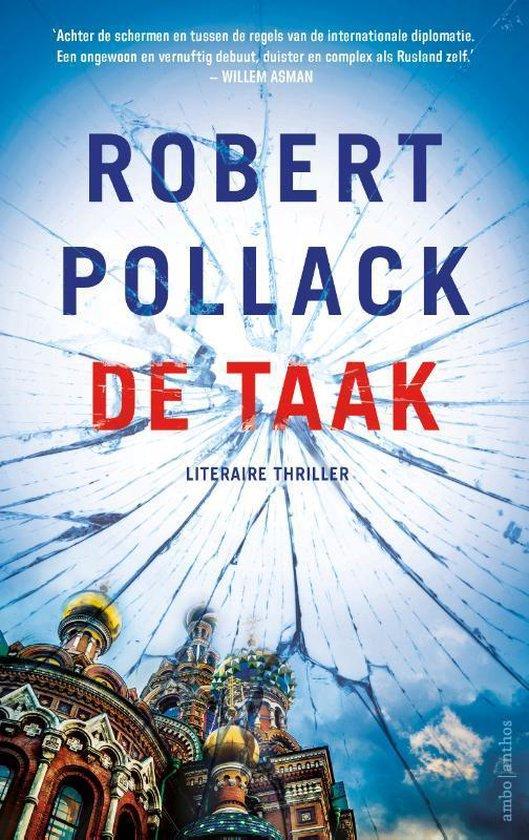 Boek : Robert Pollack - De Taak