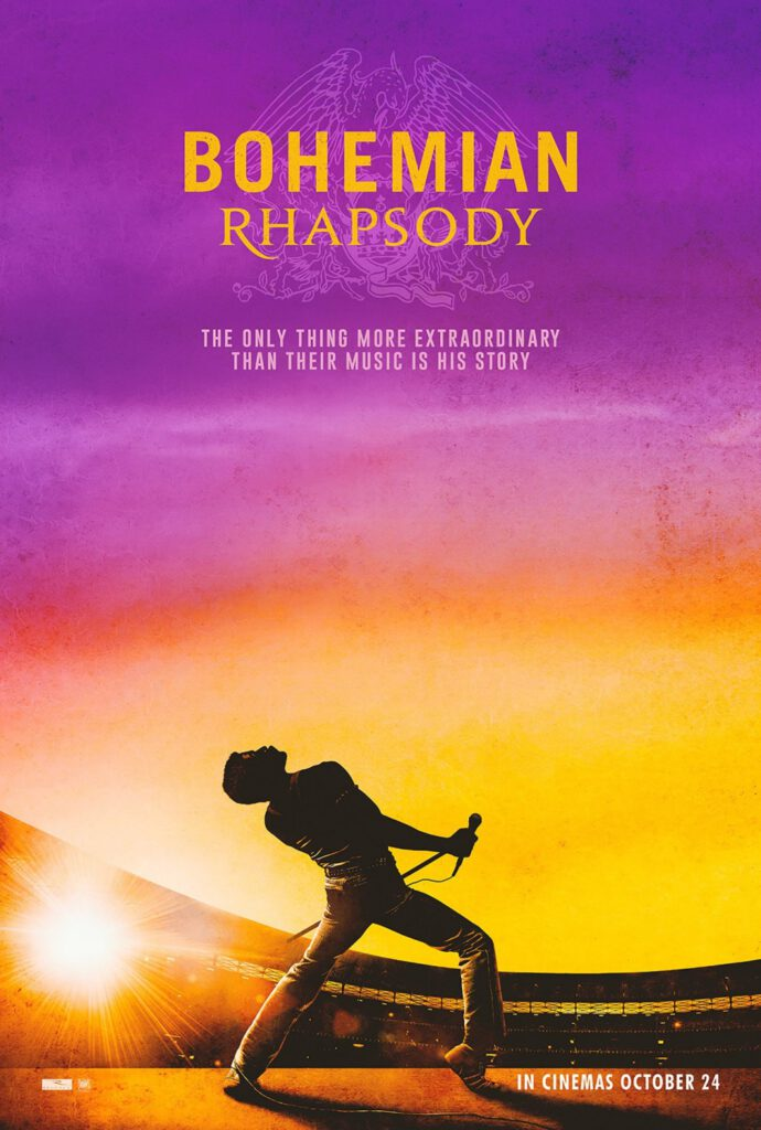 Film : Bohemian Rhapsody (2018)