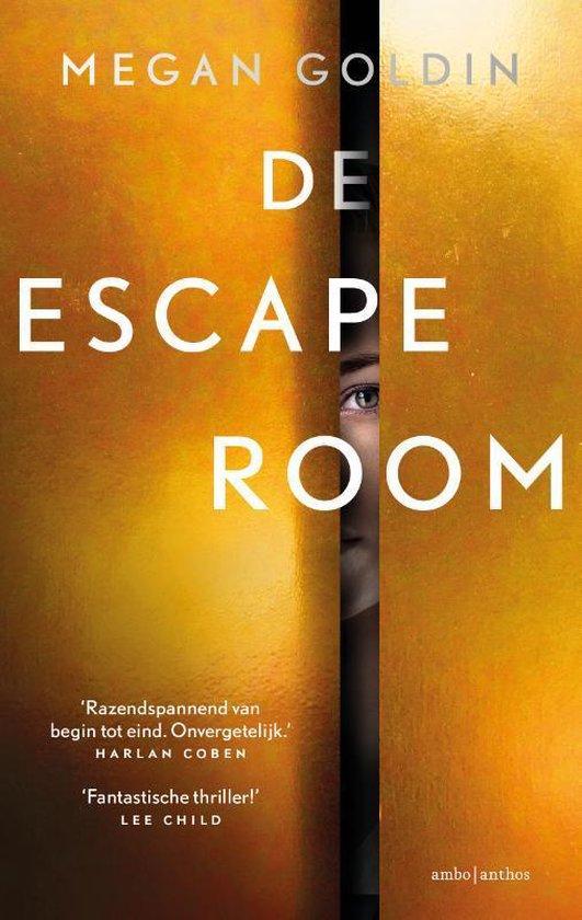 Boek : Megan Goldin - De escaperoom
