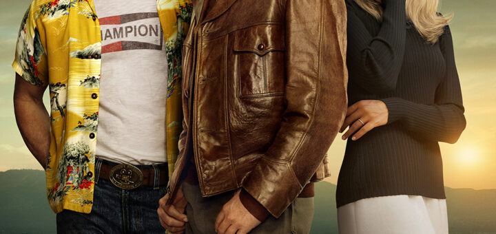 Film : Once Upon A Time ... In Hollywood (2019)