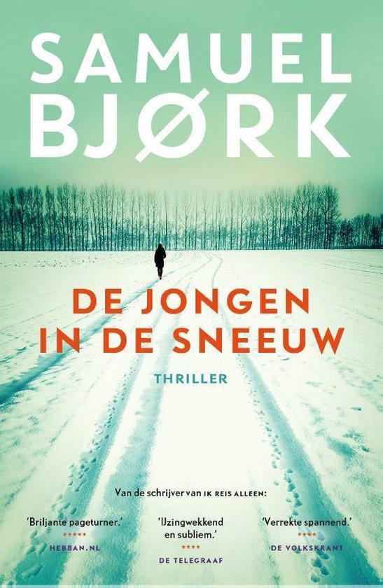 Boek : Samuel Bjørk - De jongen in de sneeuw