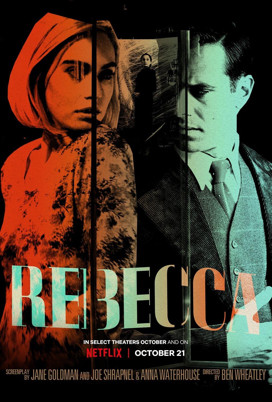 Film : Rebecca (2020)