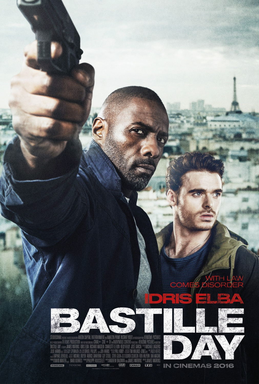 Film : Bastille Day (2016)