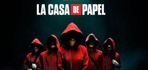TV Serie : Le Casa del Papel