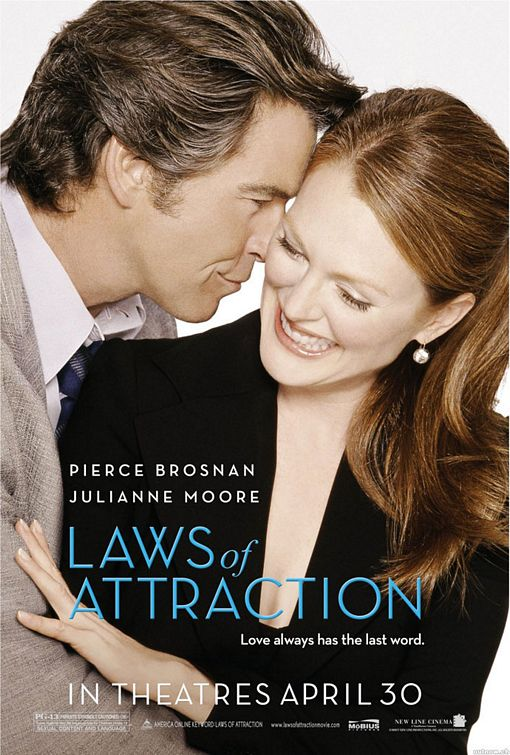 Film : Laws of Attraction (2004)