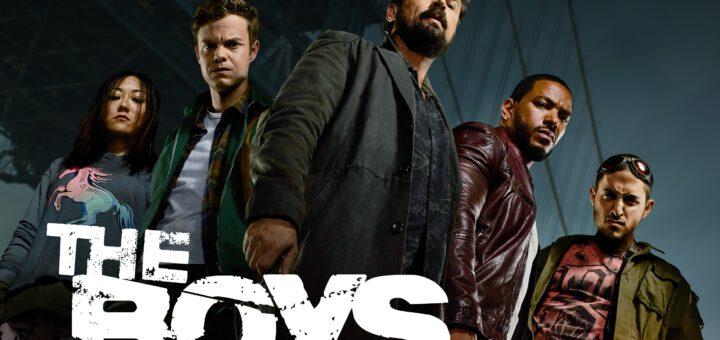 (TV) Serie : The Boys