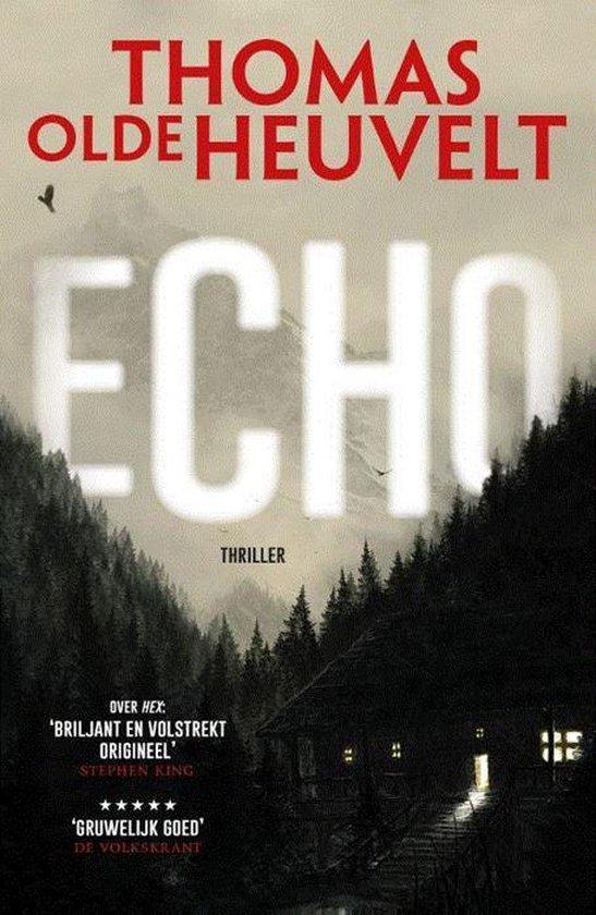 Boek : Thomas Olde Heuvelt - Echo