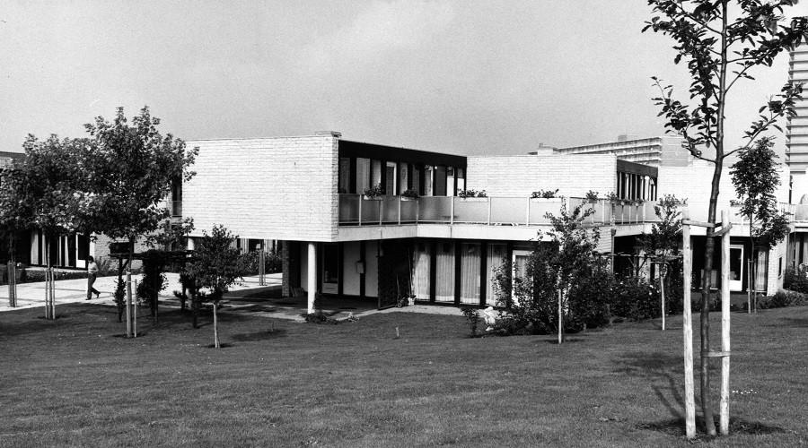 Palenstein, Van der Werffstraat [Klik op de foto om alle foto's te bekijken]