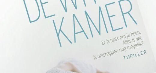 Boek : Samantha Stroombergen - De witte kamer