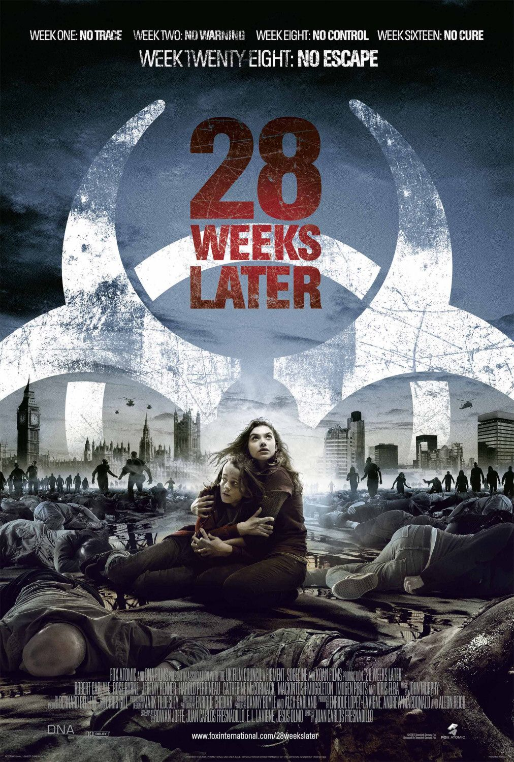 Film : 28 Weeks Later (2007)