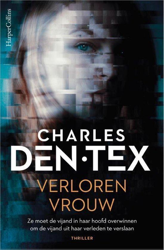 Boek : Charles den Tex - Verloren Vrouw