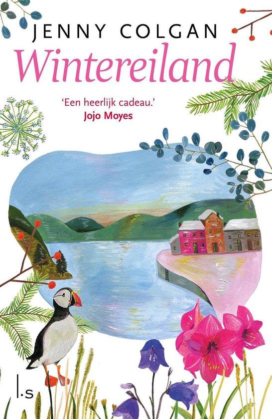 Boek : Jenny Colgan - Wintereiland