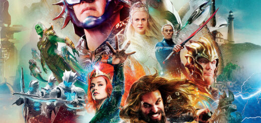 Film : Aquaman (2018)