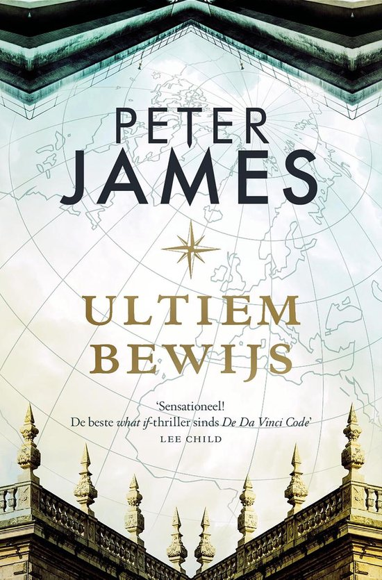 Boek : Peter James - Ultiem Bewijs
