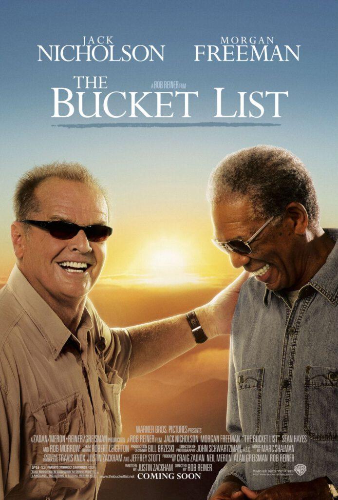 Film : The Bucket List (2007)