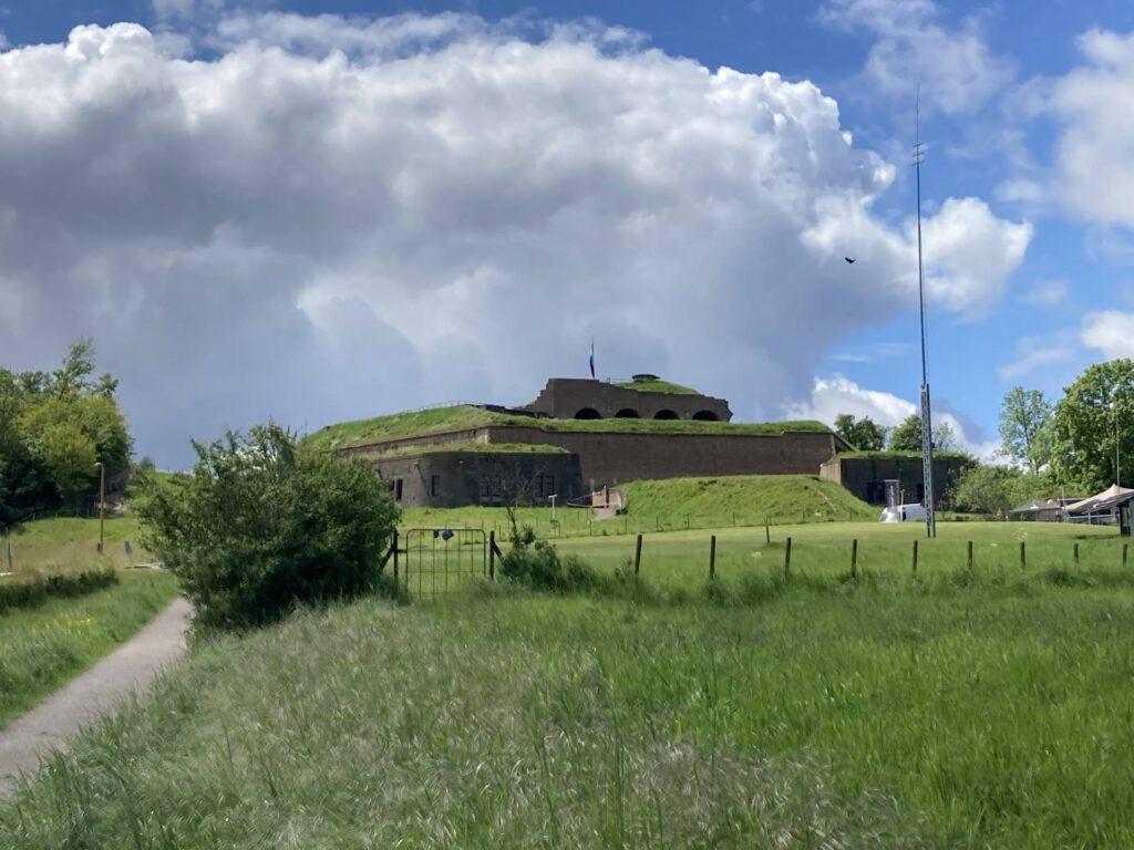 Het Fort op de Sint Pietersberg
