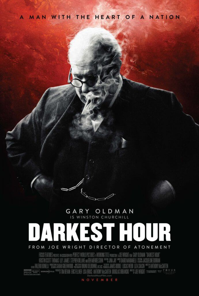 Film : Darkest Hour (2017)