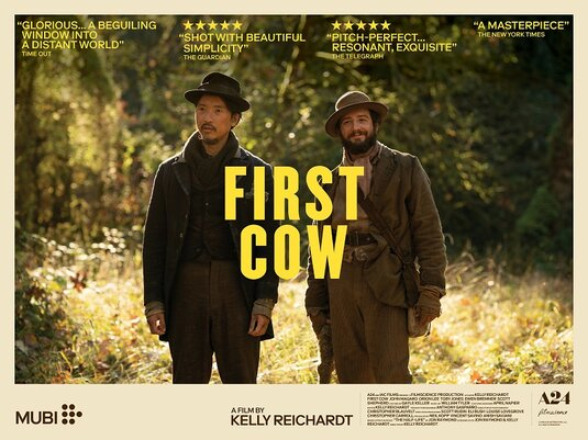 Film : First Cow (2019)