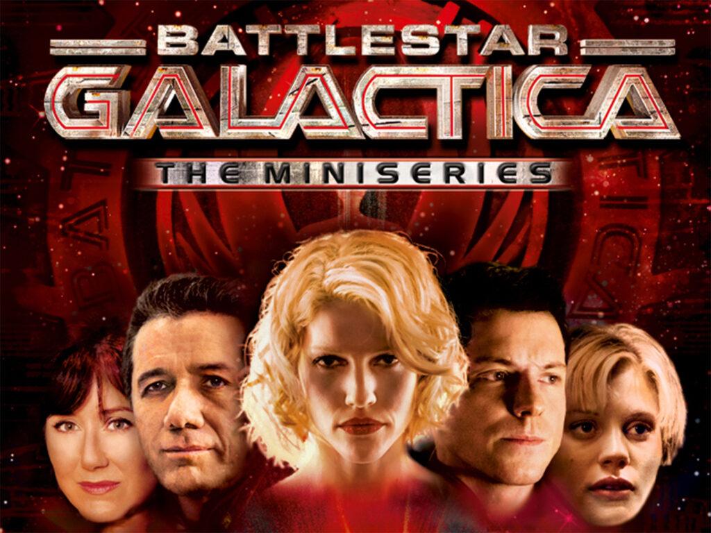 (TV) Serie : Battlestar Galactica (TV Mini Series)