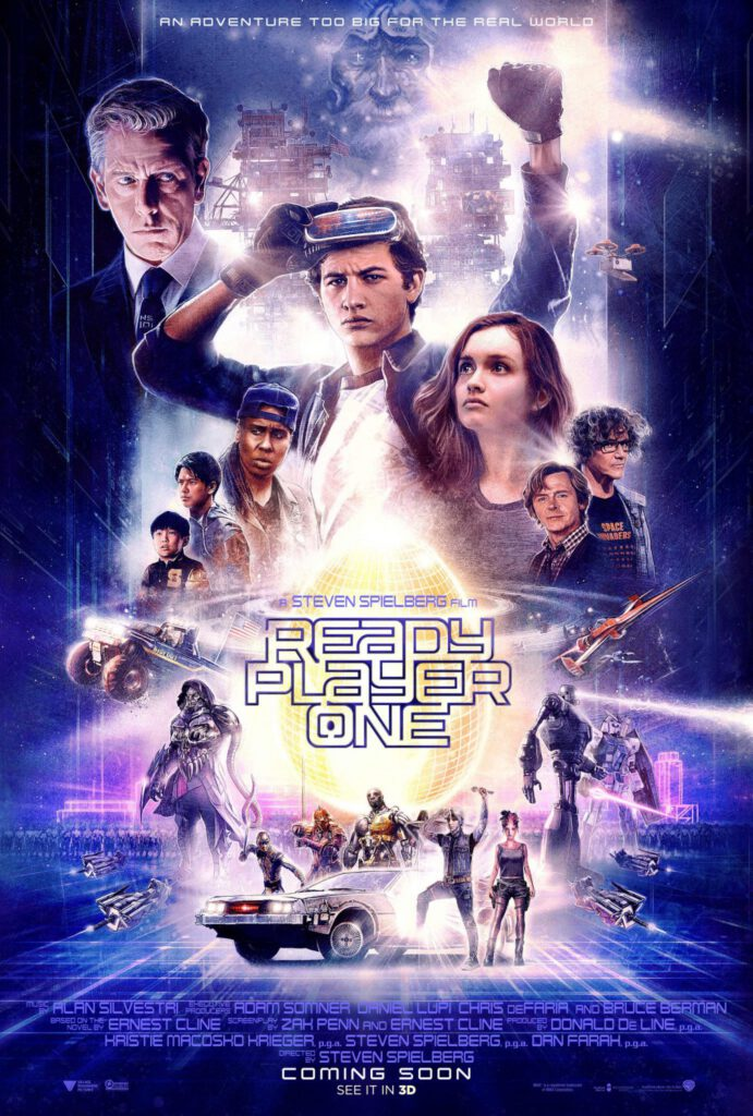 Film : Ready Player One (2018)