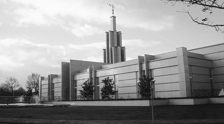 De Mormonentempel [Klik op de foto om alle foto's te bekijken]