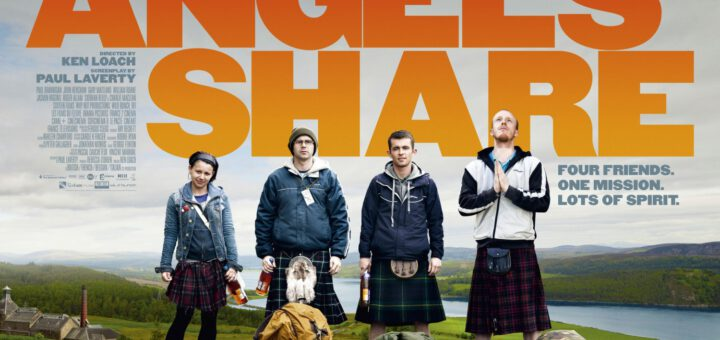 Film : The Angels' Share (2012)